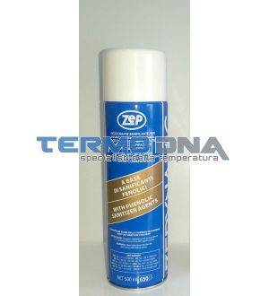 ZEP ZEPYNAMIC AC BLU AIR CONDITIONING 500ml