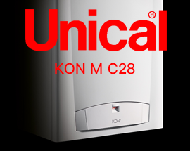 caldaia unical kon m c28